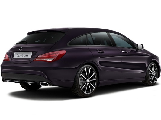 CLA Shooting Brake (X117)