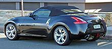 370 Z Roadster (Z34)