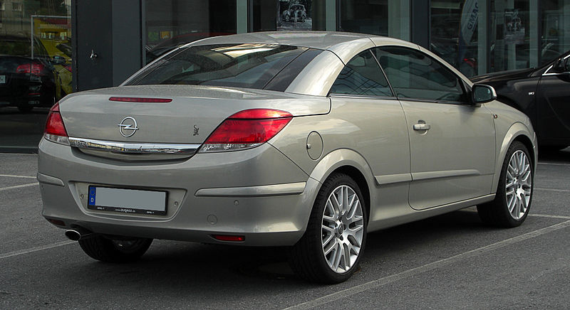 ASTRA H TwinTop (L67)