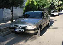 405 II седан (4B)