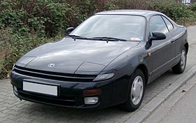 CELICA купе (AT18_, ST18_)