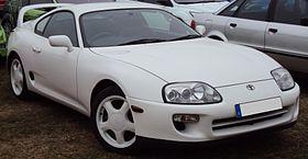 SUPRA (JZA80)