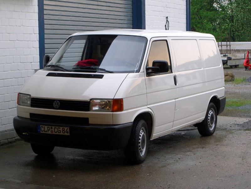 TRANSPORTER IV фургон (70XA)