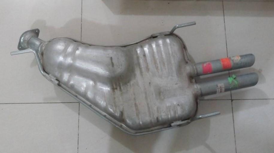 Глушитель выхлопных газов конечный VECTRA B